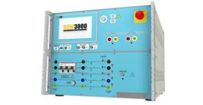 DOW3000 générateur aux ondes oscillatoires amories selon le norme CEI 61000-4-18 et CEI 61000-4-10.