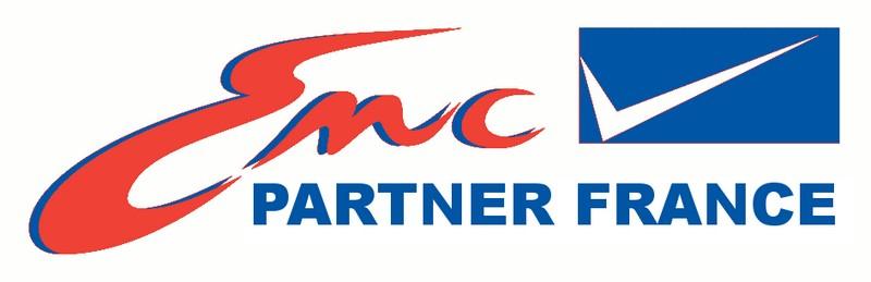 EMC PARTNER France son Logo